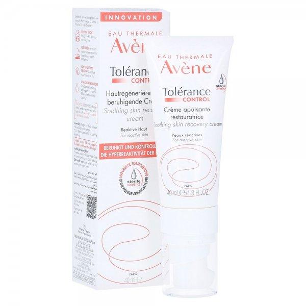 Avene Tolerance Control Crema Lenitiva Riequilibrante 40 ml