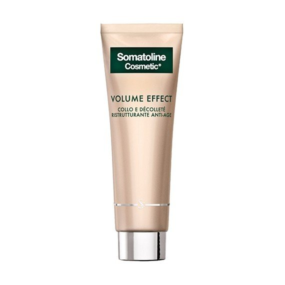 Somatoline Cosmetic Volume Effect Collo e Decollete Ristrutturante Antiage 50 ml