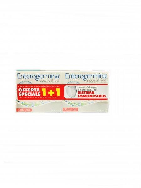 Enterogermina Sporattiva Alta Resistenza 12 + 12 Bustine PROMOZIONE