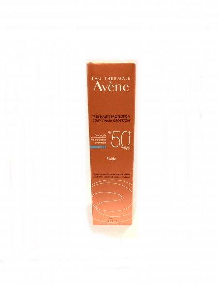 Avene Fluido Dry Touch 50+ Protezione Solare 50 ml