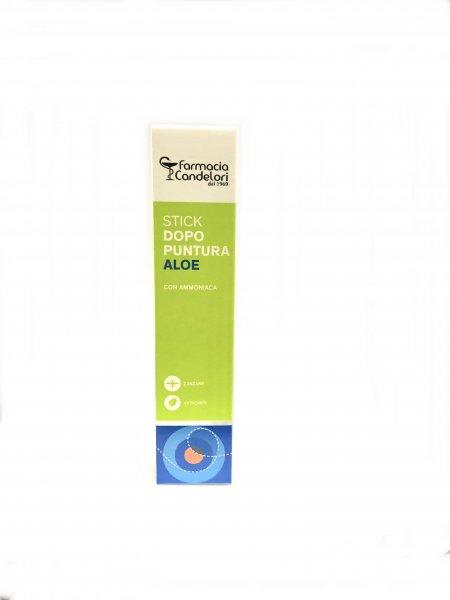 Farmacia Candelori Stick Dopo Puntura Aloe 12 ml