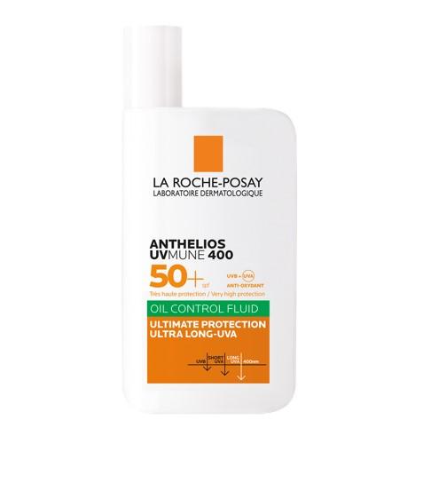 La Roche Posay Anthelios Gel Crema 50+ Antilucidità 50 ml