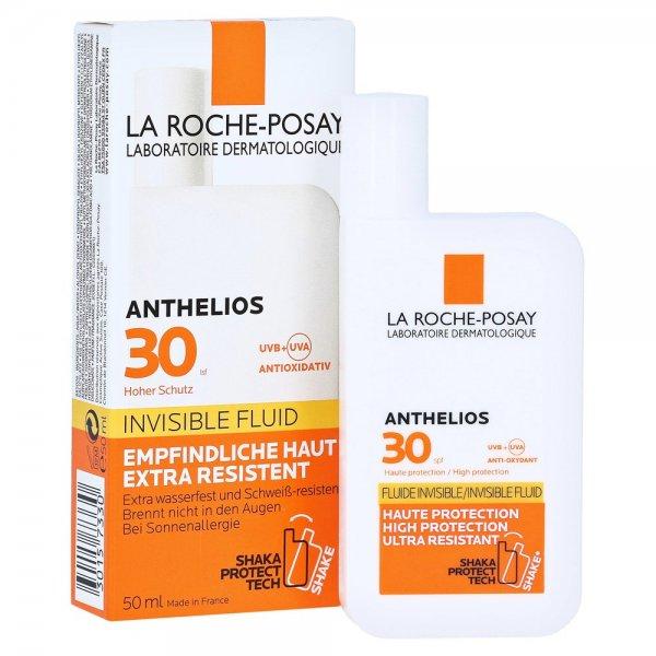 La Roche Posay Anthelios Fluido Invisibile 30 Ultra Resistente 50 ml