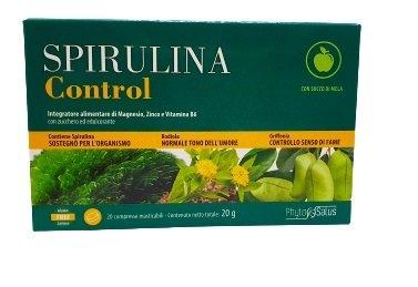 Spirulina Control 20 Compresse Masticabili