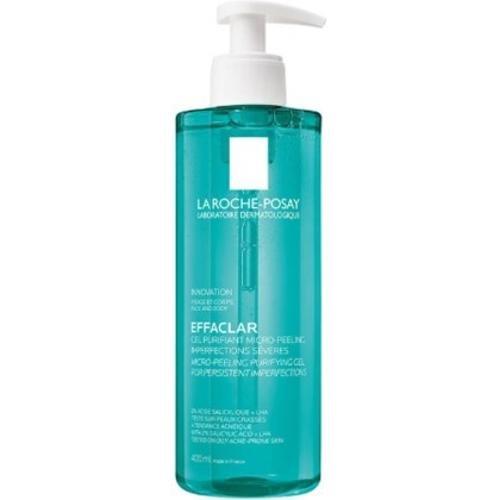 La Roche Posay Effaclar Micro Peeling Gel Purificante 400 ml