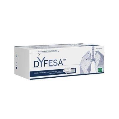 Dyfesa 10 Dispositivi Mnouso Per Inalazione