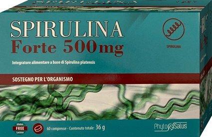 Spirulina Forte 500mg