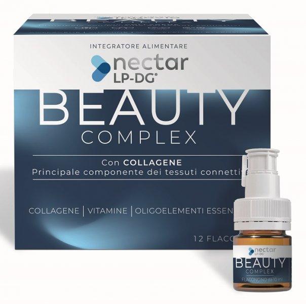 Nectar LP-DG Beauty Complex con Collagene 12 Flaconcini