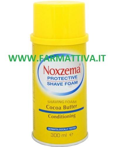 Noxzema Cocoa Butter Schiuma da barba protettiva Burro di cacao