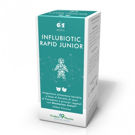 Gse Influbiotic Rapid Junior 250 ml