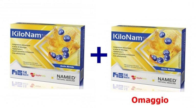 Named Kilonam Promo 1+1 Omaggio