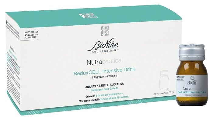Bionike Nutraceutical  Reduxcell Intensive Drink 10 Flaconcini 30 ml