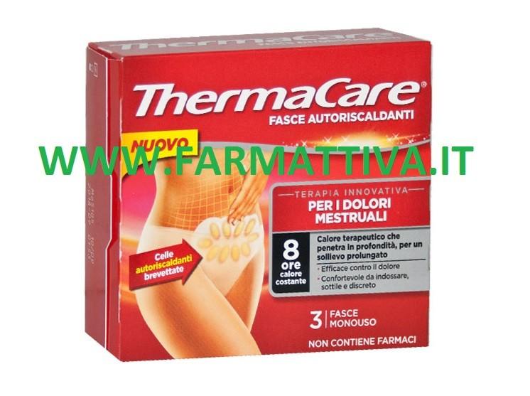 Thermacare Fasce Autoriscaldanti Per dolori mesturali