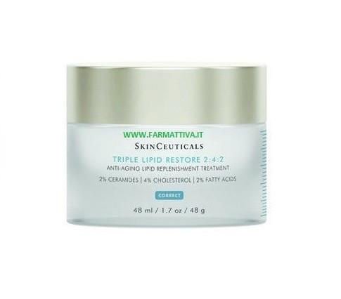 Skinceuticals TRIPLE LIPID RESTORE 2:4:2 Trattamento Antietà Relipidante