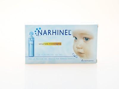 Novartis Narhinel soluzione fisiologica 20 fiale