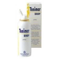 Tonimer baby normal spray soluzione isotonica di acqua marina
