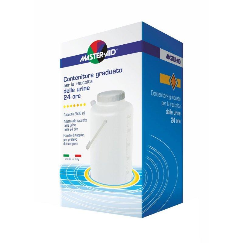 Master Aid Contenitore Urine 24h 2500ml