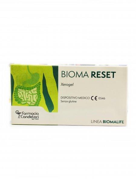 Farmacia Candelori Bioma Reset 15 Capsule Vegetali
