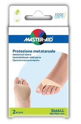 Master Aid Protezione Metatarsale Small 65x76x5 mm 2 Pezzi