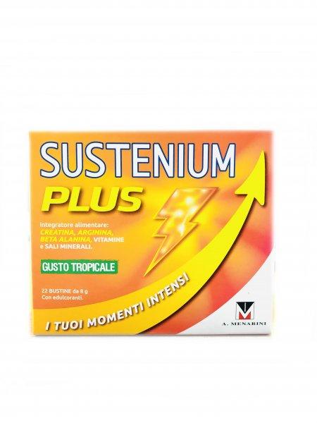 Sustenium Plus Gusto Tropicale 22 Bustine