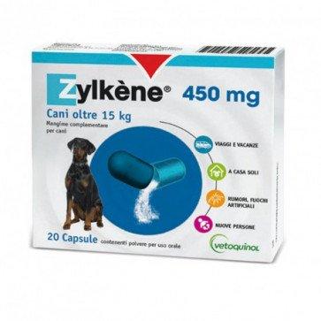 Zylkene Cani 450 mg 20 Capsule