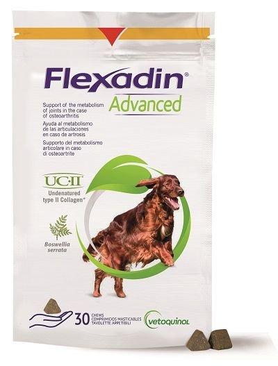 Flexadin Advanced 30 Tavolette Masticabili