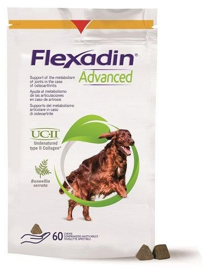 Flexadin Advanced 60 Tavolette Masticabili