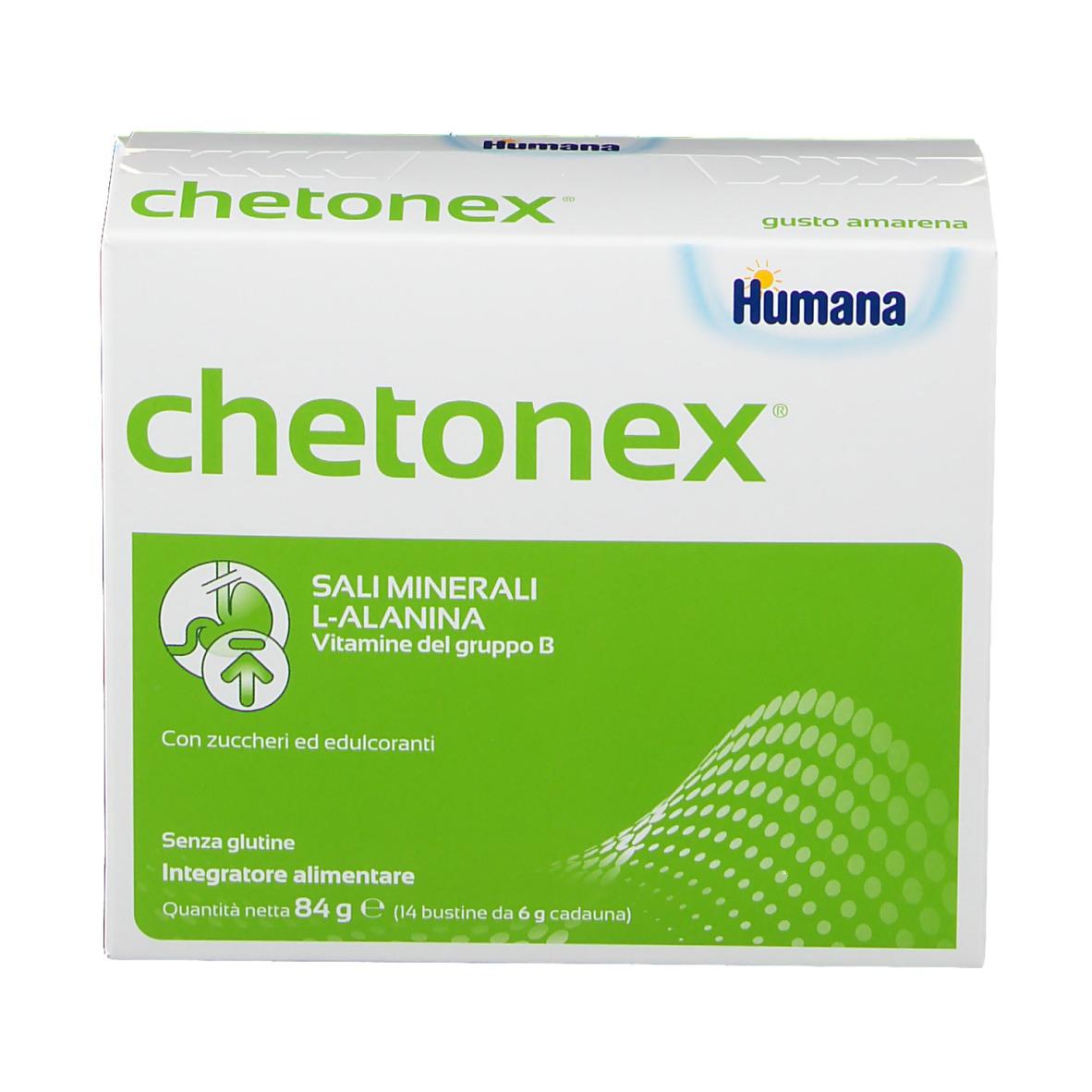 Humana Chetonex 14 Bustine