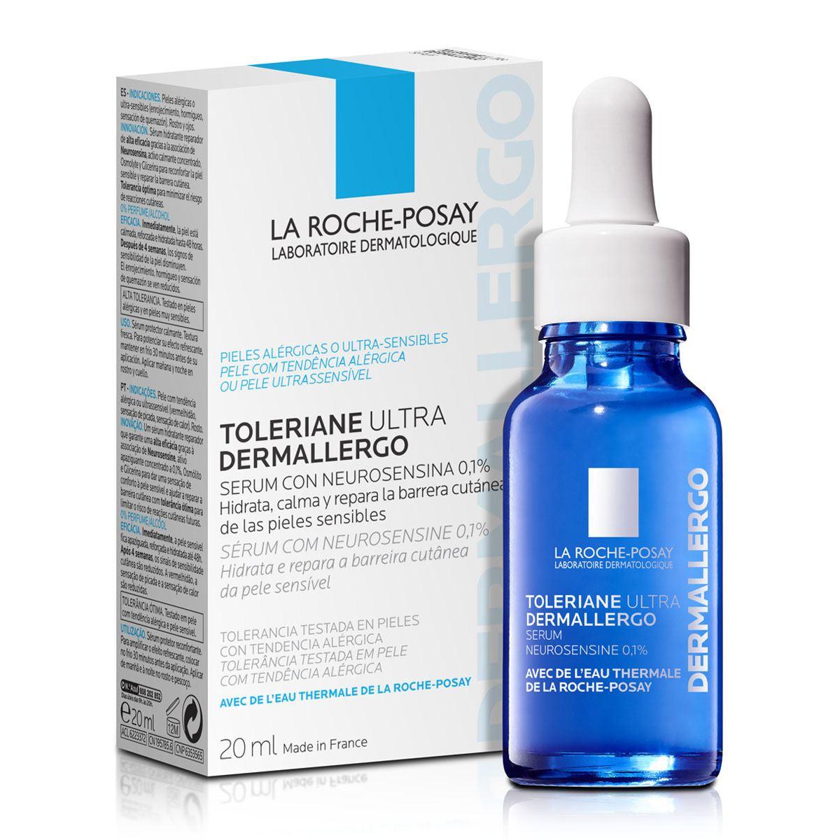 La Roche Posay Toleriane Ultra Dermallergo Siero Neurosensine 0,1% 20 ml