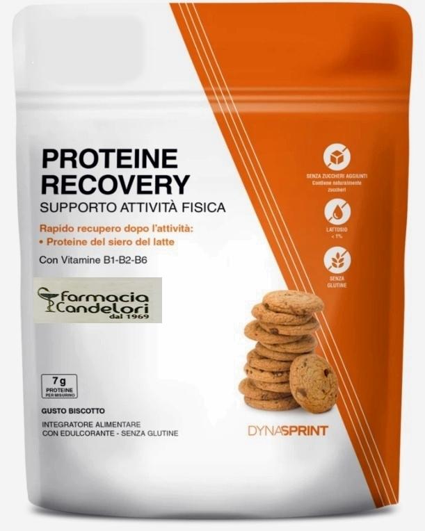 Farmacia Candelori Proteine Recovery 475 g