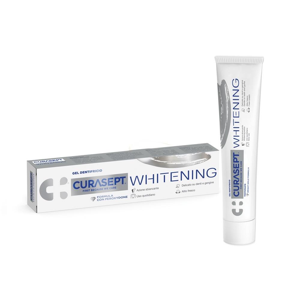 Curasept Whitening Gel Dentifricio 75 ml