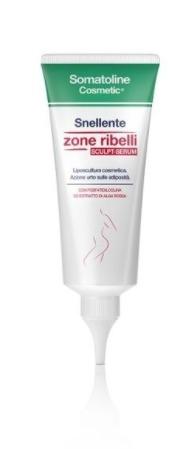 Somatoline Cosmetic Snellente Zone Ribelli 100 ml