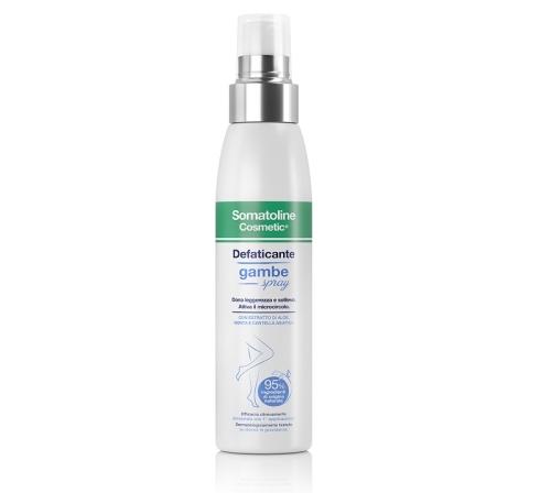 Somatoline Cosmetic Defaticante Gambe Spray 125 ml