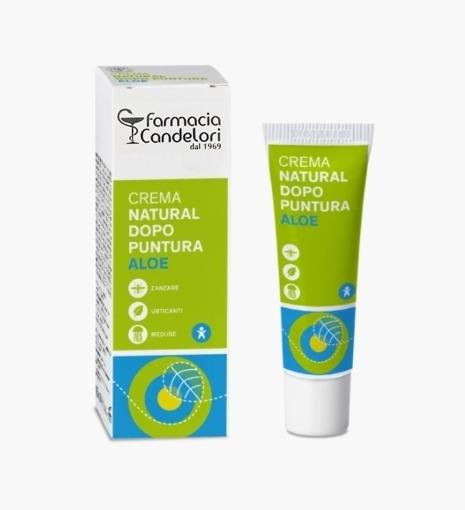 Farmacia Candelori Crema Natural Dopo Puntura Aloe 15 ml
