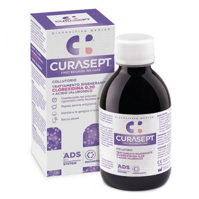 CURASEPT COLLUT ADS DNA RIGEN