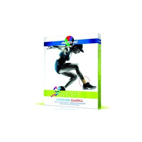 Master Aid Cavigliera Elastica Taglia 5 Sport