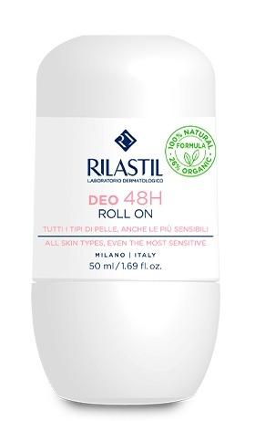Rilastil Deo 48H Roll On 50 ml