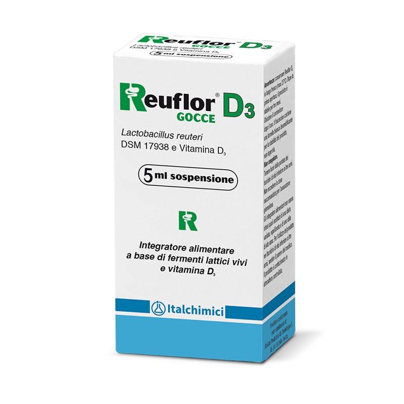 Reuflor D3 Gocce 5 ml