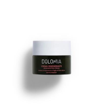 Dolomia Crema Rigenerante Nettare di Imperatoria e Foglie di Rosa Alpina 50 ml