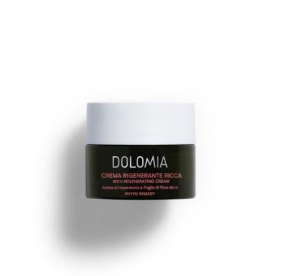 Dolomia Crema Rigenerante Ricca Nettare di Imperatoria e Foglie di Rosa Alpina 50 ml