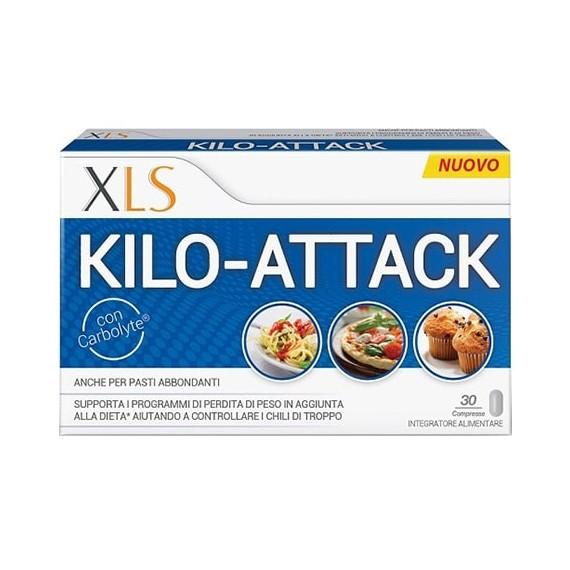 Xls Kilo Attack 30 Compresse