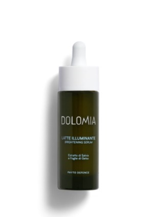 Dolomia Latte Illuminante Estratto di Salvia e Foglie di Gelso 30 ml