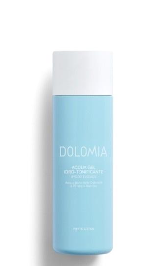 Dolomia Acqua Gel Idro-Tonificante Petalo di Narciso e Acqua pura delle Dolomiti 200 ml