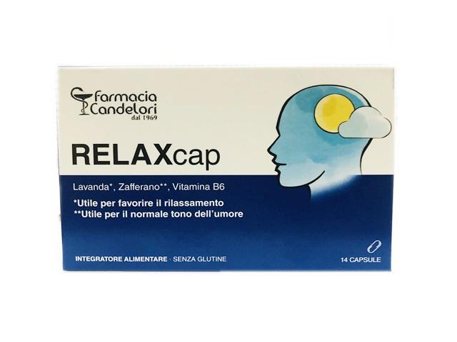 Farmacia Candelori Relaxcap 14 Capsule