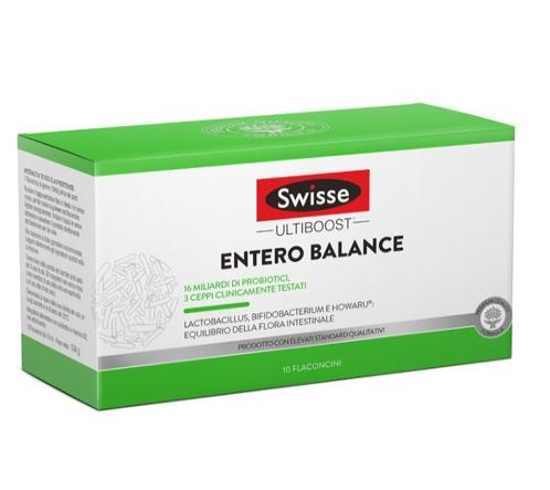 Swisse Ultiboost Entero Balance 10 Flaconcini