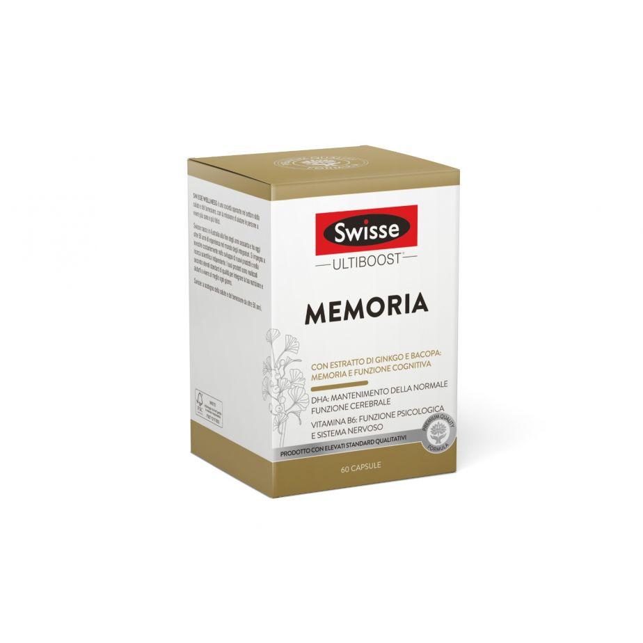 Swisse Ultiboost Memoria 60 Capsule