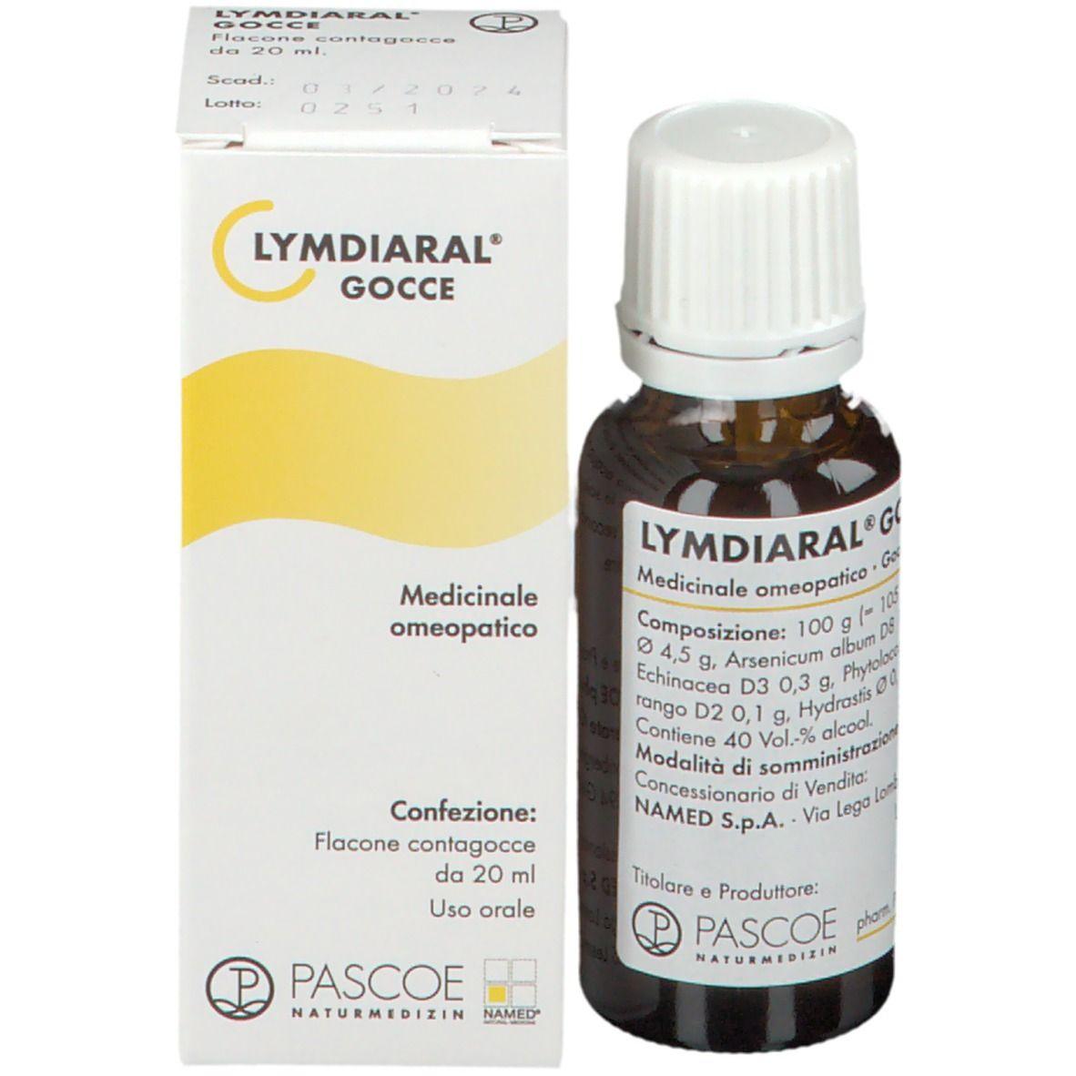 Lymdiaral Gocce 20 ml