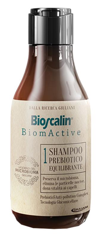Bioscalin BiomSctive Shampoo Everyday Prebiotico
