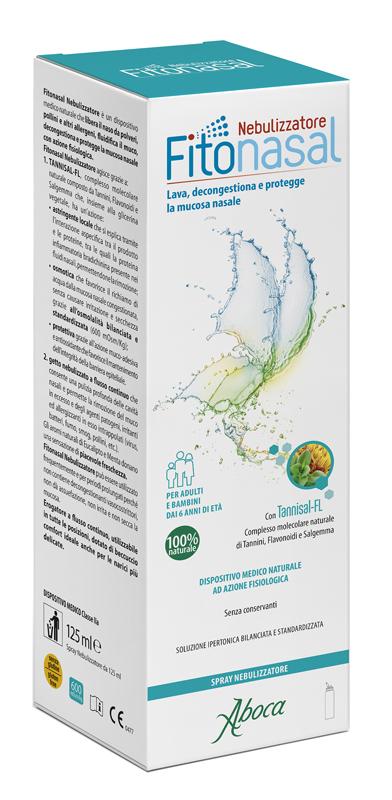 Fitonasal Nebulizzatore Spray 125ml