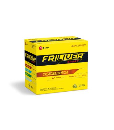 Bracco Friliver sport Explosion creatina con aminoacidi ramificati